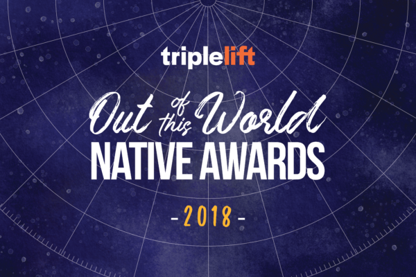 TripleLift Native Ad Awards Best of 2018